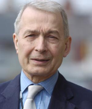 The Rt Hon Frank Field MP DL